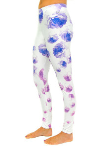 rose leggings uv couture